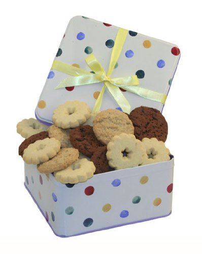 Biscuit Tin Favourites (Sml) - Biscuit Gifts Hampers and Gift Baskets
