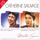 Master serie : Catherine Sauvage (coffret 2 CD)