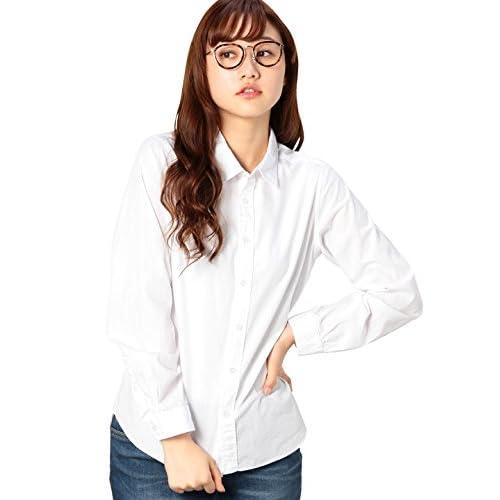 (コーエン) COEN ブロードレギュラーシャツ 76106065006 01 White M