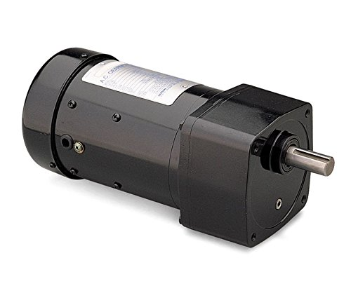 Leeson Parallel Shaft 1/8 Hp, 29 Rpm 115/230V Electric Gear Motor # 096004