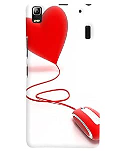 Back Cover for Lenovo A7000 Plus