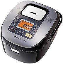 パナソニック IHジャー炊飯器 5.5合 ブラック SR-HB104-K