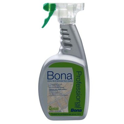Bona Pro Series Wm700051188 Stone, Tile and Laminate Cleaner Ready To Use, 32-Ounce Spray