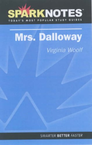Mrs. Dalloway (SparkNotes Literature Guide) (SparkNotes Literature Guide Series)