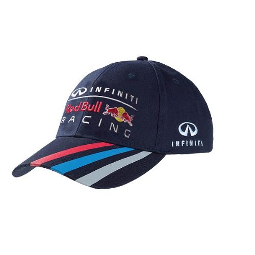 red bull casquette red bull racing team bleue pour enfant bonnets et casquettes. Black Bedroom Furniture Sets. Home Design Ideas