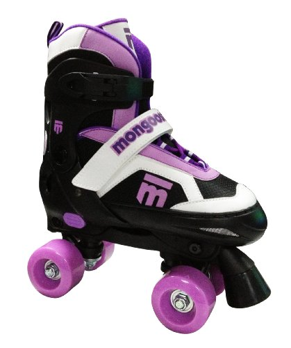 Rollerblades And Toys : Mongoose girl s quad roller skates epic kids toys