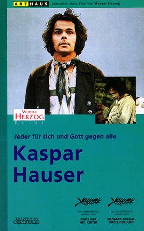 Kaspar Hauser - Jeder für sich und Gott gegen alle [VHS]