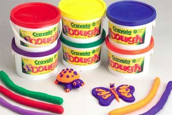 Crayola(R) Dough Set of 6 Tubs