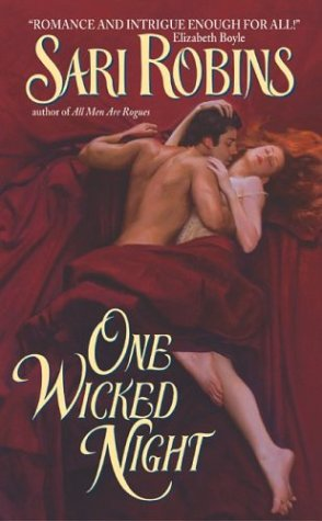 One Wicked Night, Sari Robins