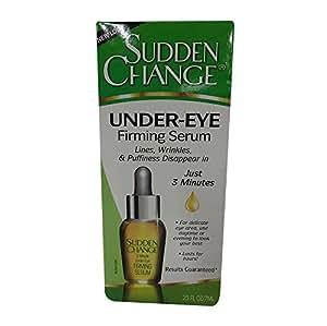 Sudden Change Sudden change under eye firming serum 0.23 oz