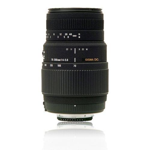 Sigma 70-300Mm F/4-5.6 Dg Macro Telephoto Zoom Lens For Canon Slr Cameras Style: Canon Slr Cameras