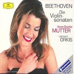 Beethoven - Beethoven : sonates pour piano et violon 414KPW2EH5L._SL500_AA240_