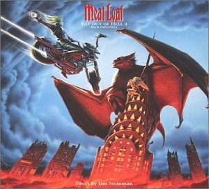 Meat Loaf - Bat out of Hell II: Back into Hell (Deluxe Edition) - Zortam Music