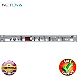 Dual DeltaFex Stereo Effects Processor With Free 6 Feet NETCNA HDMI Cable - BY NETCNA