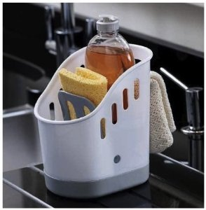 """SINK TIDY"" - KEEPS SINK AREA NEAT AND TIDY! BY JUMBL"