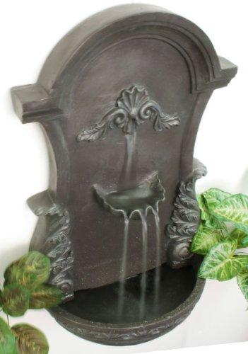 Fontaine d'Eau sur Mur - Ailes d'Anges