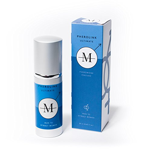 PHEROLINK M ULTIMATE! WORLD BEST UNSCENTED PHEROMONES FOR MEN TO ATTRACT WOMEN POWER EXTRACT 20ML