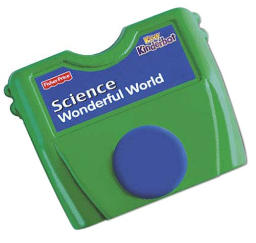 Kasey the Kinderbot Learning System Science - Wonderful World
