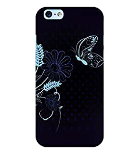 Apple iPhone 6S MULTICOLOR PRINTED BACK COVER FROM GADGET LOOKS