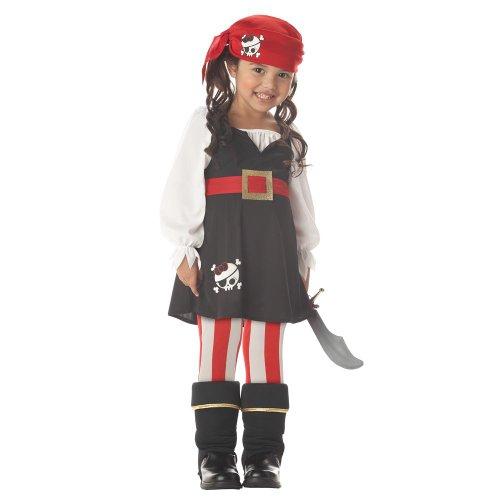 California Costumes Precious Lil' Pirate Costume