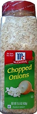 McCormick Chopped Onions 15.5oz from mccormick