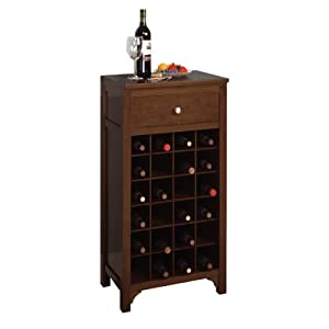 Wine Modular Cabinet By Winsome Wood [Kitchen] NoPart: 94638