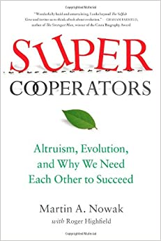 Evolutionary cooperation in the book evolution games and god the principle of cooperation by martin