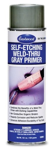 Eastwood Self Etching Weld Though Primer 16 oz Aerosol