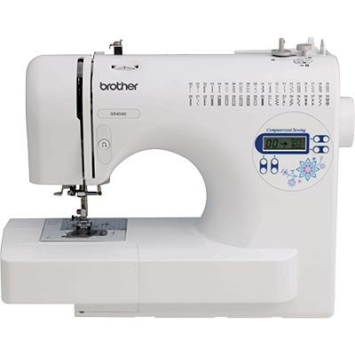 Brother Computerized Crafts and Quilting Sewing Machine XR4040