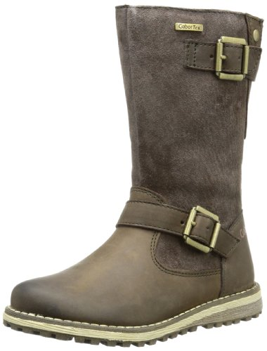 Gabor Kids Girls Mima Tan Boots 77-252-71 12 Child UK, 31 EU