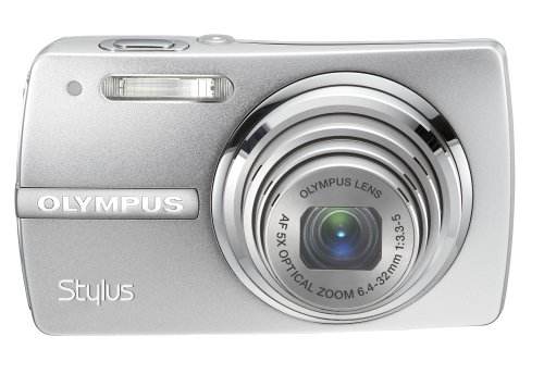 Olympus Stylus 820 is the Best Ultra Compact Point and Shoot Digital Camera for Photos of Children or Pets Under $200