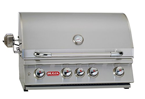 Bull Outdoor Products BBQ 47628 Angus 75,000 BTU Grill Head, Liquid Propane (Built In Bbq Grill Propane compare prices)