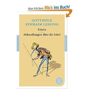"""Lessings Fabeln im Vergleich mit seinen """"Abhandlungen über die Fabel"""""""