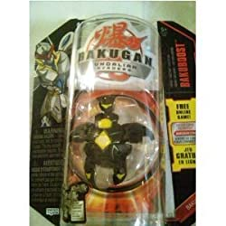 Bakugan Bakuboost Darkus Black Aranaut 760G [New in Package] [Toy]