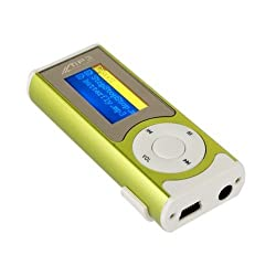Maniaz Mp3 Player With LED Screen
