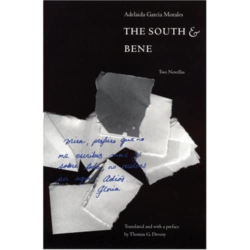 The South and Bene (European Women Writers)
