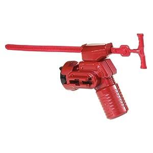 Beyblade ZERO G BBG Launcher red ! Nouveau lanceur rouge pour toupie Beyblade Saison 4