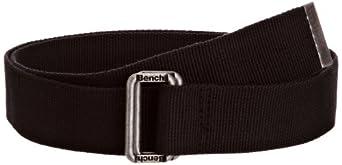 Bench Men's Menim Belt, Jet Black, One Size