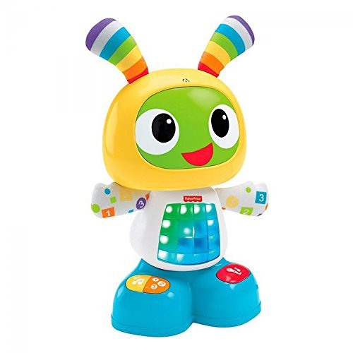 Fisher Price - Robot Robi (Mattel CGV50)