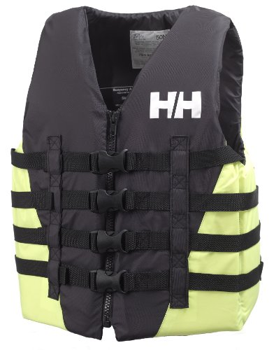 Helly Hansen Watersport Vest - Ebony, 70+ Kg