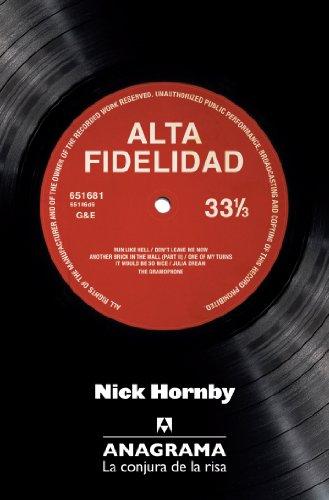 Alta Fidelidad descarga pdf epub mobi fb2