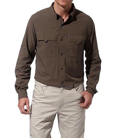 Columbia Silver Ridge - Camicia a maniche lunghe, uomo