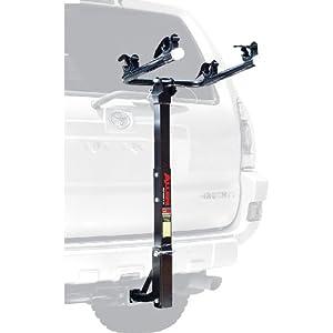 Allen Sports Deluxe 2-Bike Hitch Mount Rack (1-2 Inch Receiver) by Allen Sports