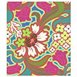 Amy Butler Soul Blossoms Joy Disco Flower - Hot Pink