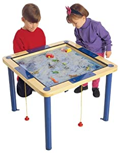 Hape Happy Trails Magnetic Sand Table