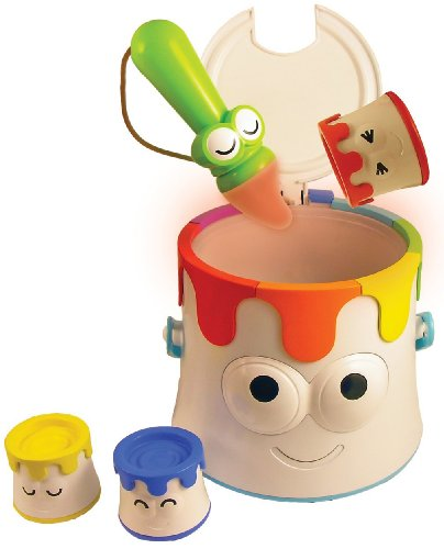 Tomy Play To Learn Mr Colour Maker Colour-Teaching Toy