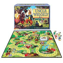 Winning Moves Uncle Wiggily Game