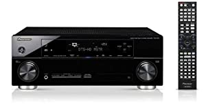 Pioneer VSX-920-K 7.1 A/V-Receiver (HDMI 1.4, Internetradio, made for iPod/iPhone) schwarz