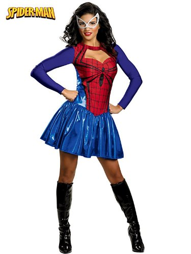 Adults Classic Spider-Girl Costume for Women