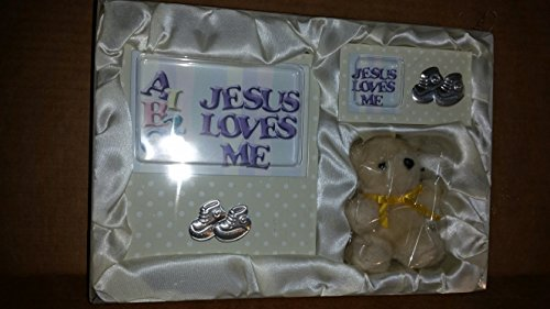 Jesus Loves Me Baby Gift Set